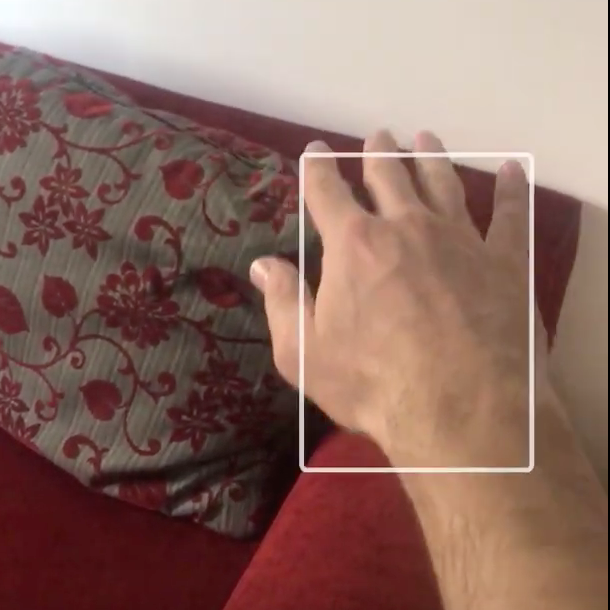 Hand tracking with Turi Create and Core ML – martinmitrevski